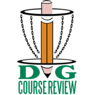 DiscGolfCourseReview logo