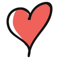 Love Alert logo