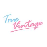 True Vintage logo