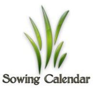 Sowing Calendar – Gardening logo