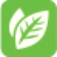 Urban veggie garden logo