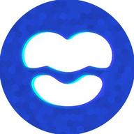 Blurry Chat logo