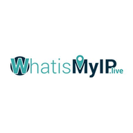 What is My IP Live logo