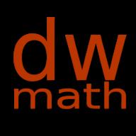 dw-math logo