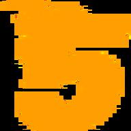 Furious Five Web logo