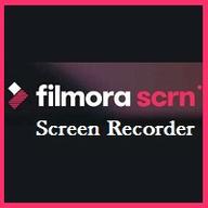 Filmora Scrn logo