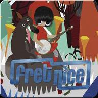 Fret Nice logo