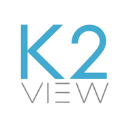 K2View Fabric logo