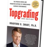 Topgrading logo