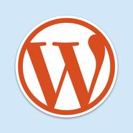 Unsplash for WordPress logo
