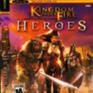 Kingdom Under Fire: Heroes logo