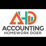 Accounting Homework Doer logo