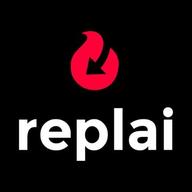 Replai logo