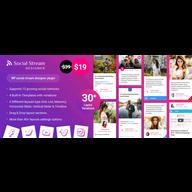 SolwinInfotech Social Stream Designer logo