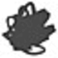 The Atom App logo