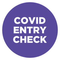 Covid Entry Check logo