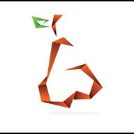 Orange Pear logo