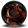 Disciples II: Dark Prophecy logo