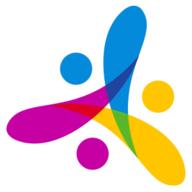 We Love Customers logo