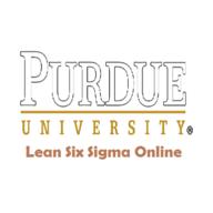 Purdue.edu Lean Six Sigma logo
