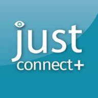 JustConnect+ logo