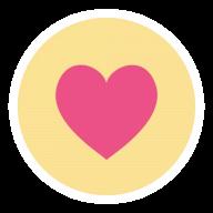 BLUE by Loveflutter logo