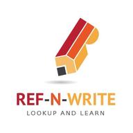 REF-N-WRITE logo
