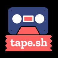 Tape.sh logo