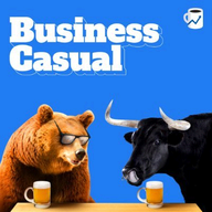 Business Casual Podcast logo