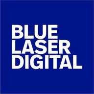 Blue Laser Design logo