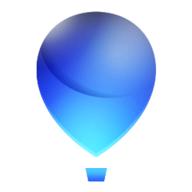 Corel WinDVD Pro logo