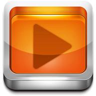 Aurora Blu-ray Player logo