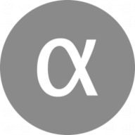 Alfacast Screen Mirror logo