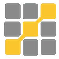 KiniMetrix logo