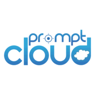 PromptCloud logo