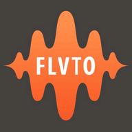 FLVto logo