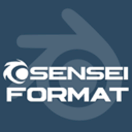Sensei Format logo