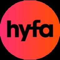Hyfa logo