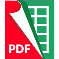 PDFtoExcel.com logo