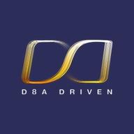 D8aDriven logo