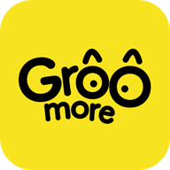 GrooMore logo