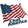 Chat America by leb5 logo