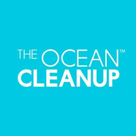 The Ocean Cleanup Sunglasses logo