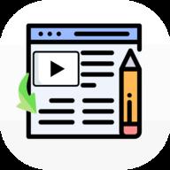 Video2Post logo