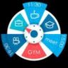 S.Graph: Calendar Clock Widget logo