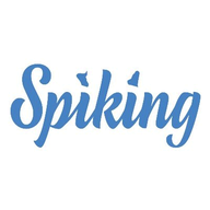 Spiking logo