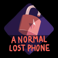 A Normal Lost Phone logo