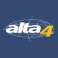 Alta4 logo