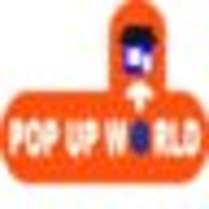 Pop Up World logo