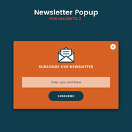 Magento 2 Newsletter Popup logo